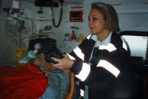 Enfermeira Heli